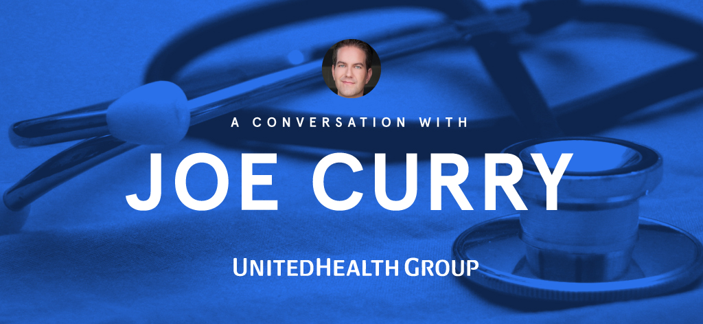 Joe Curry from UnitedHealthcare